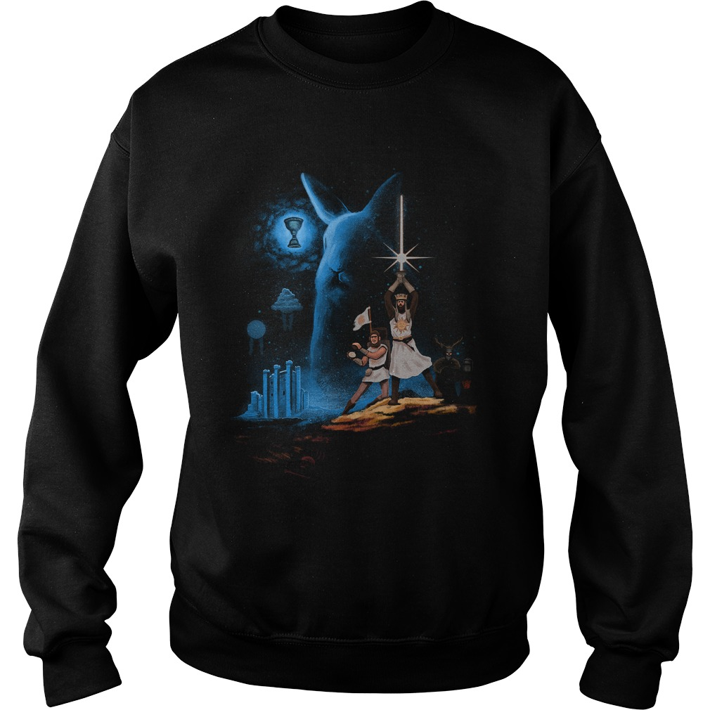 Monty Python And The Holy Grail Wars Sweater
