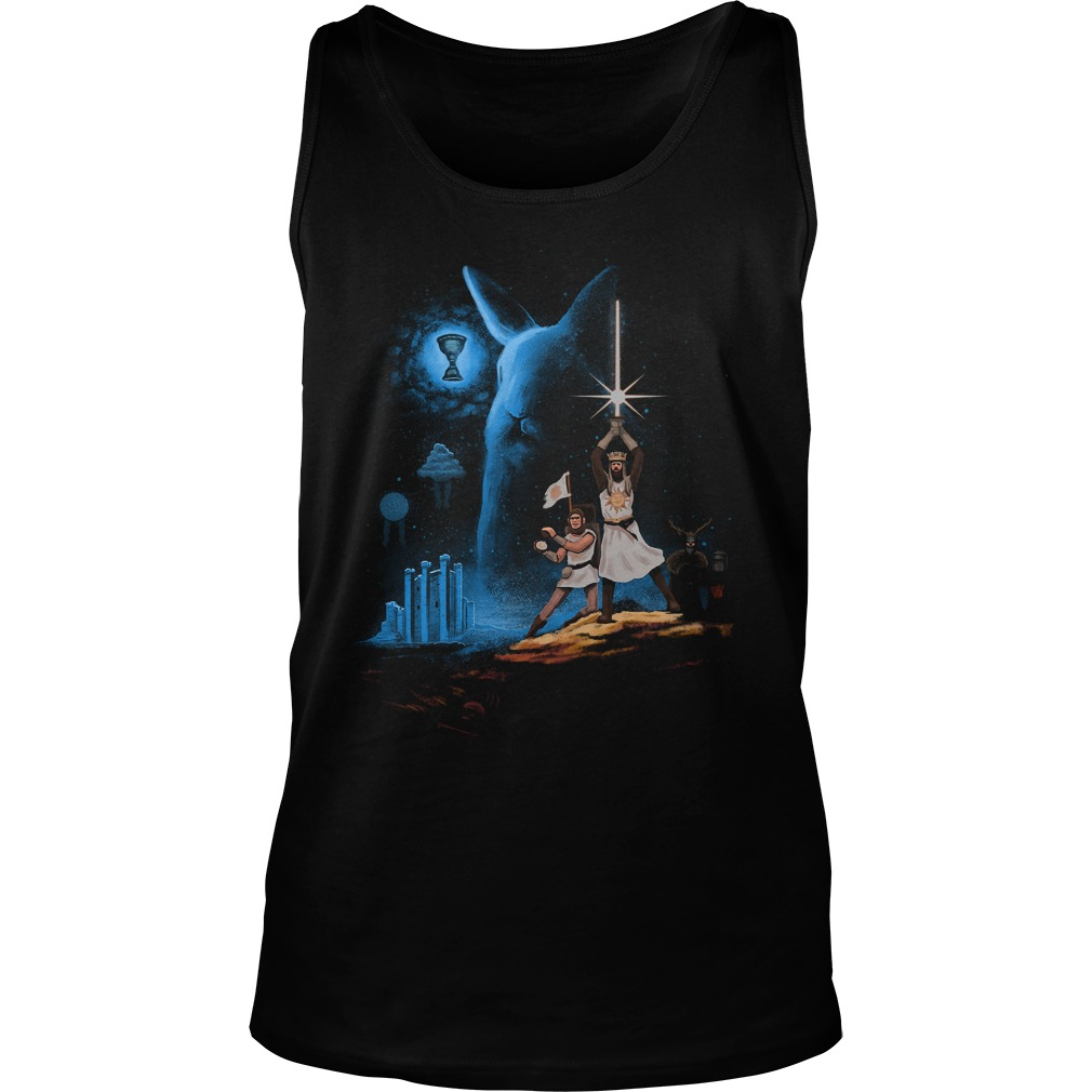 Monty Python And The Holy Grail Wars Tanktop