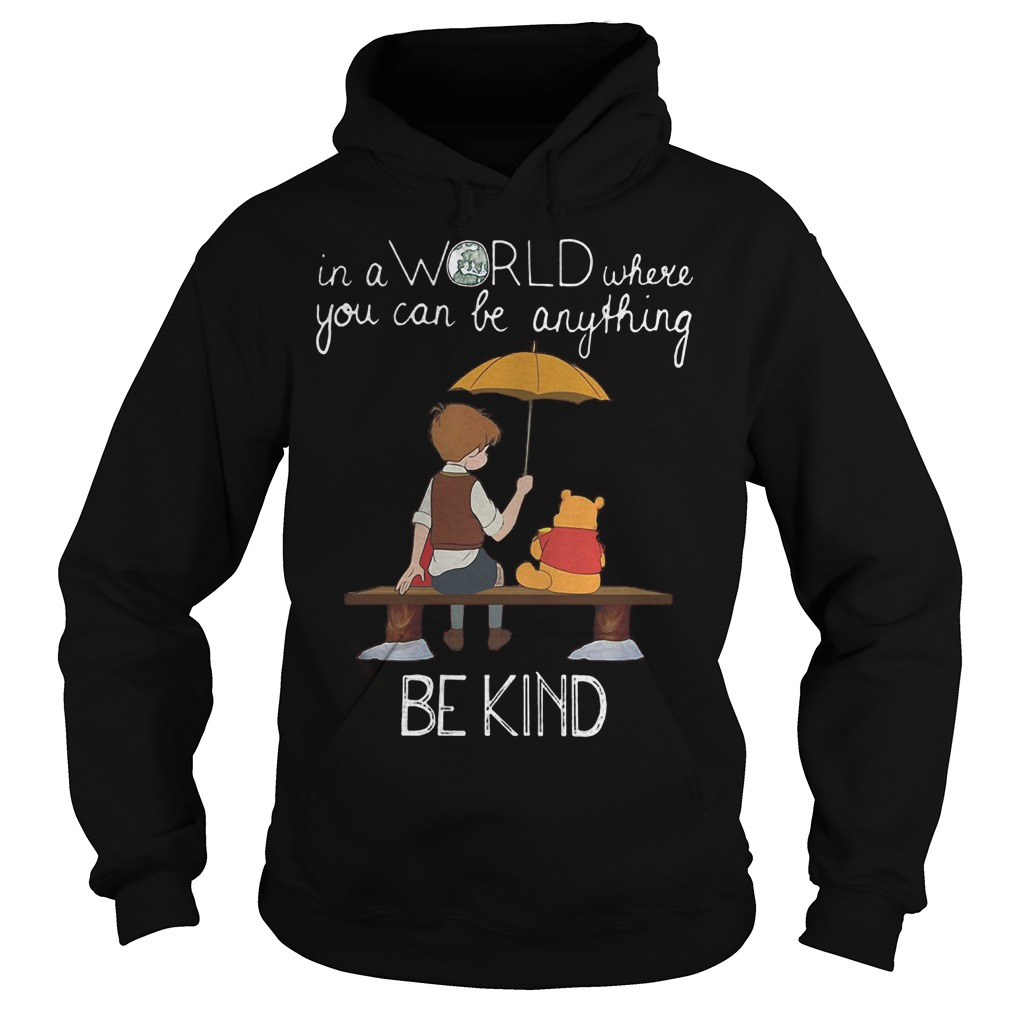 Best Friend Forever Disney Christopher Robin And Pooh Hoodie