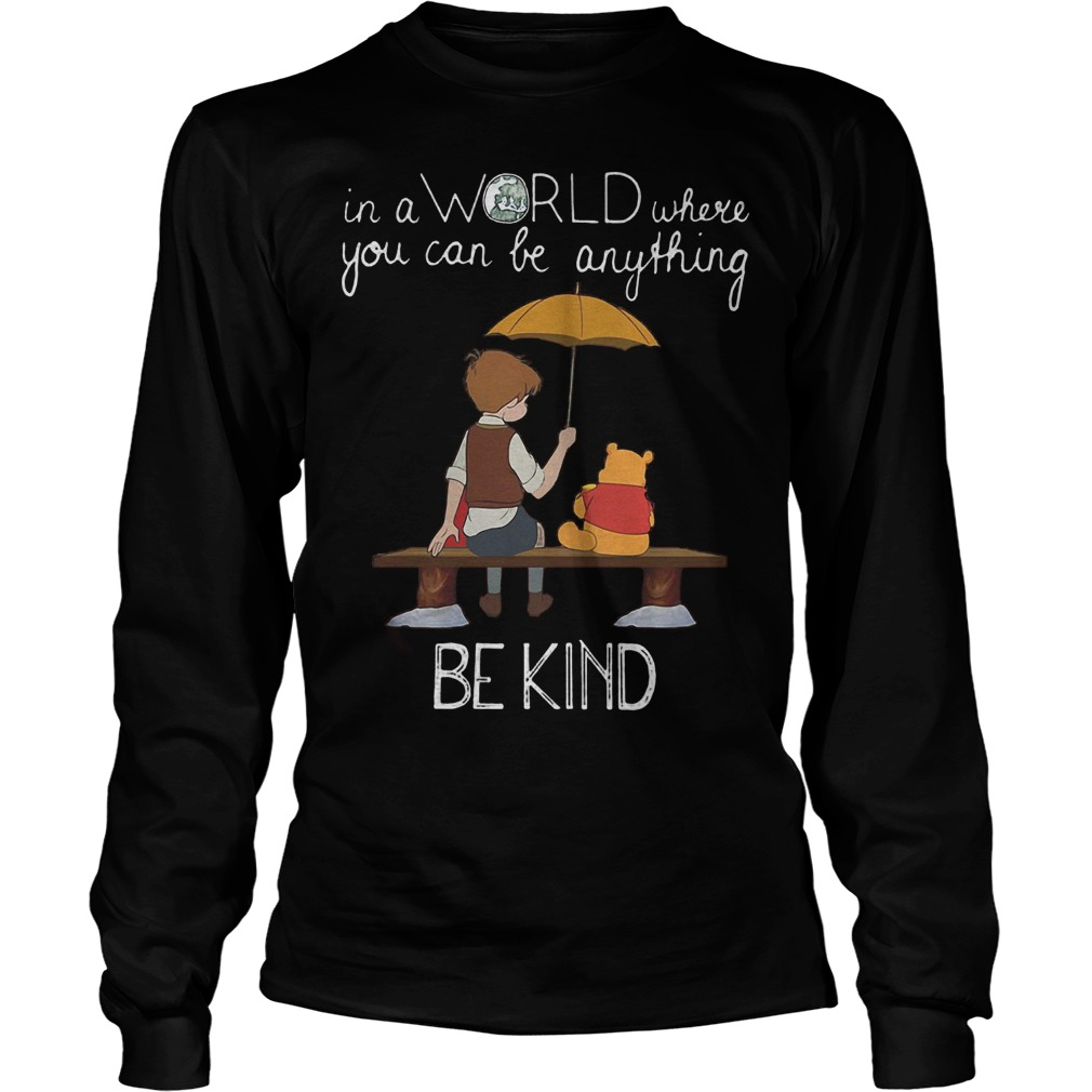 Best Friend Forever Disney Christopher Robin And Pooh Longsleeve