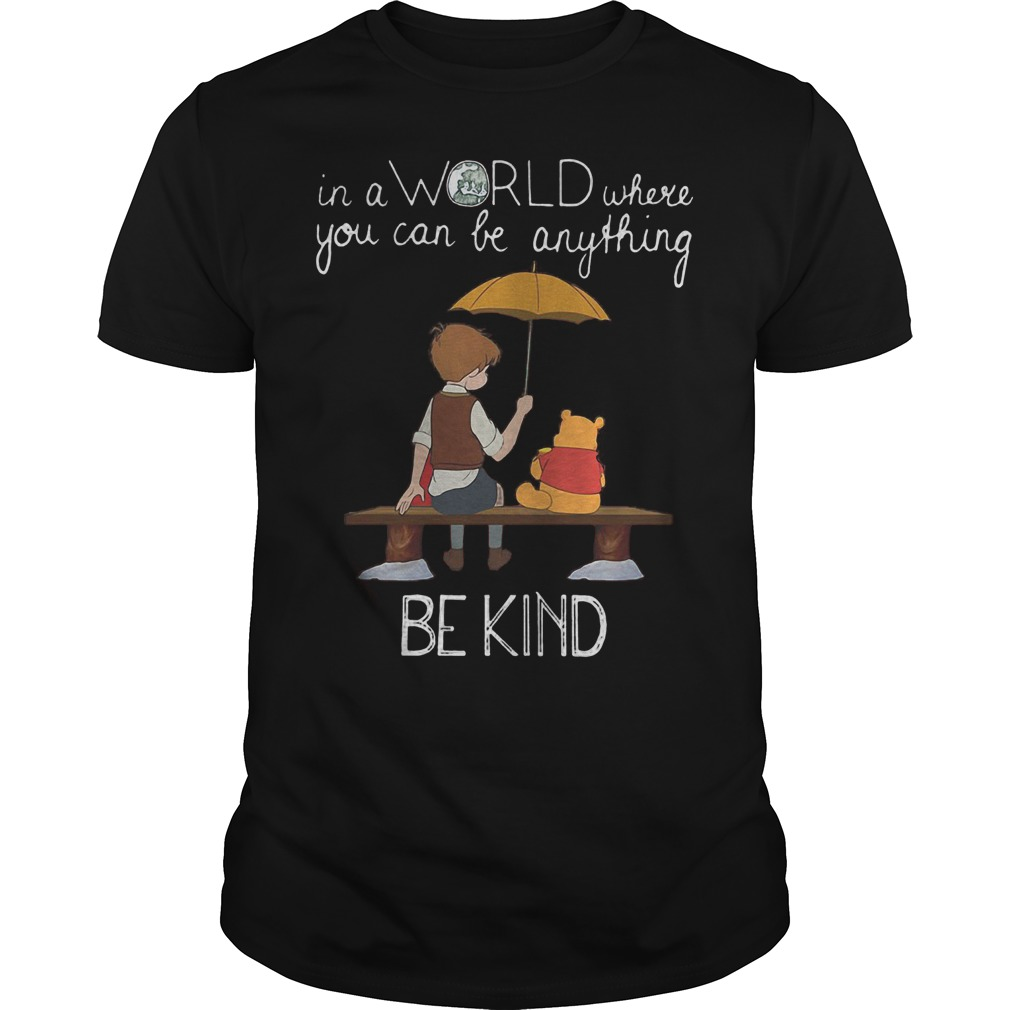 Best Friend Forever Disney Christopher Robin And Pooh Shirt