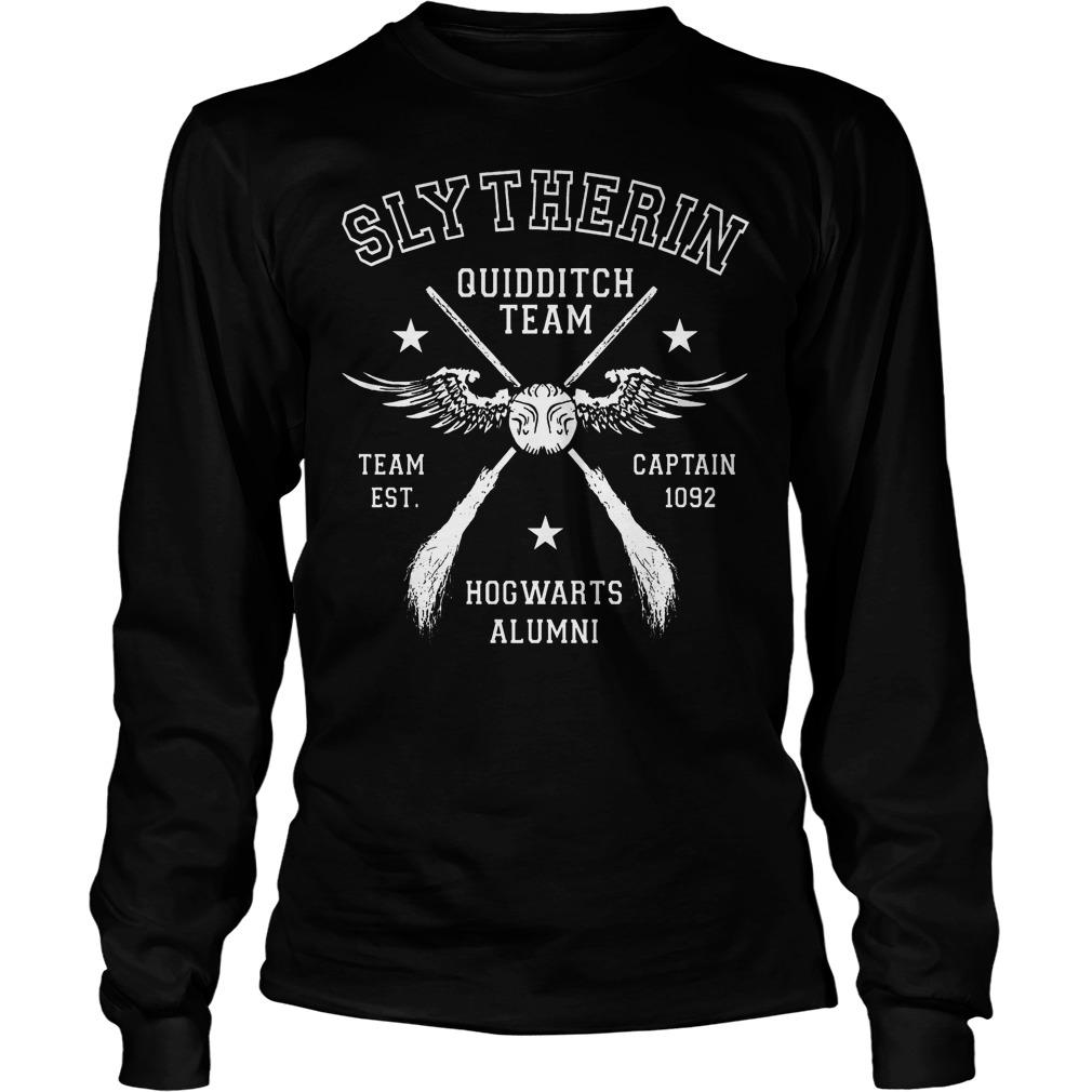 Slytherin Quidditch Team Captain Longsleeve