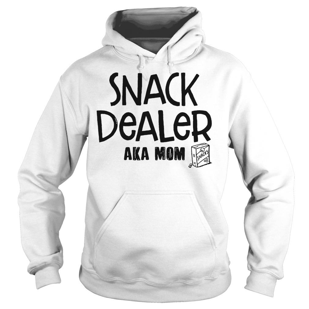 Snack Dealer Aka Mom Hoodie