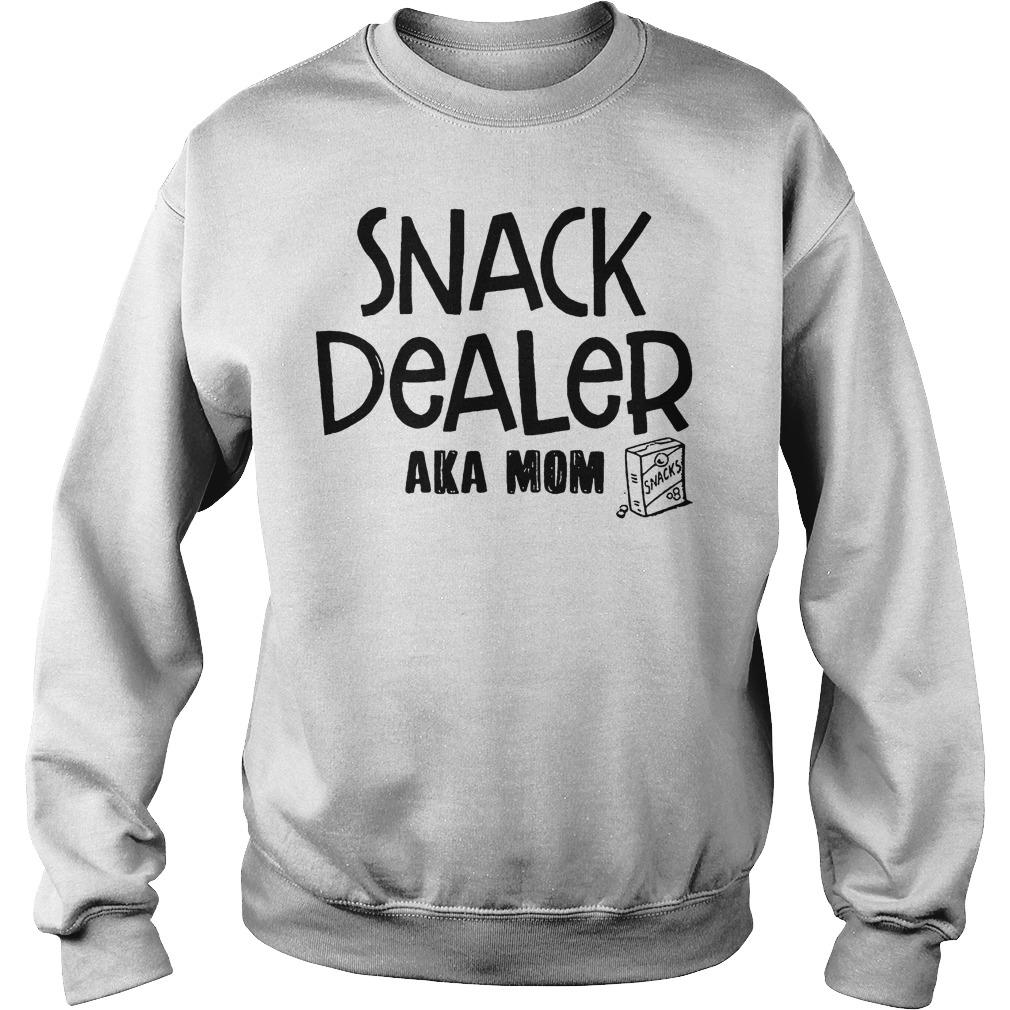 Snack Dealer Aka Mom Sweater
