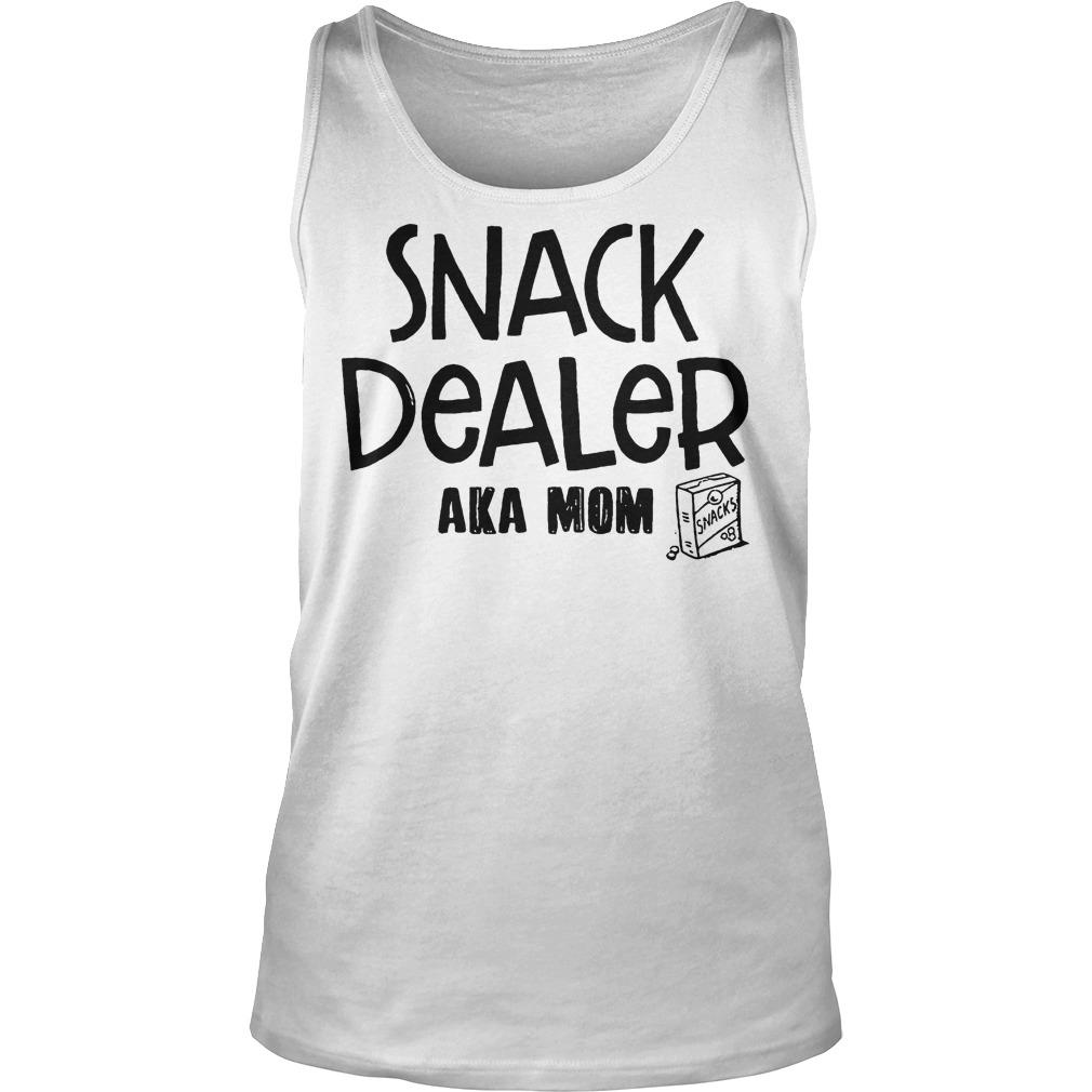 Snack Dealer Aka Mom Tanktop