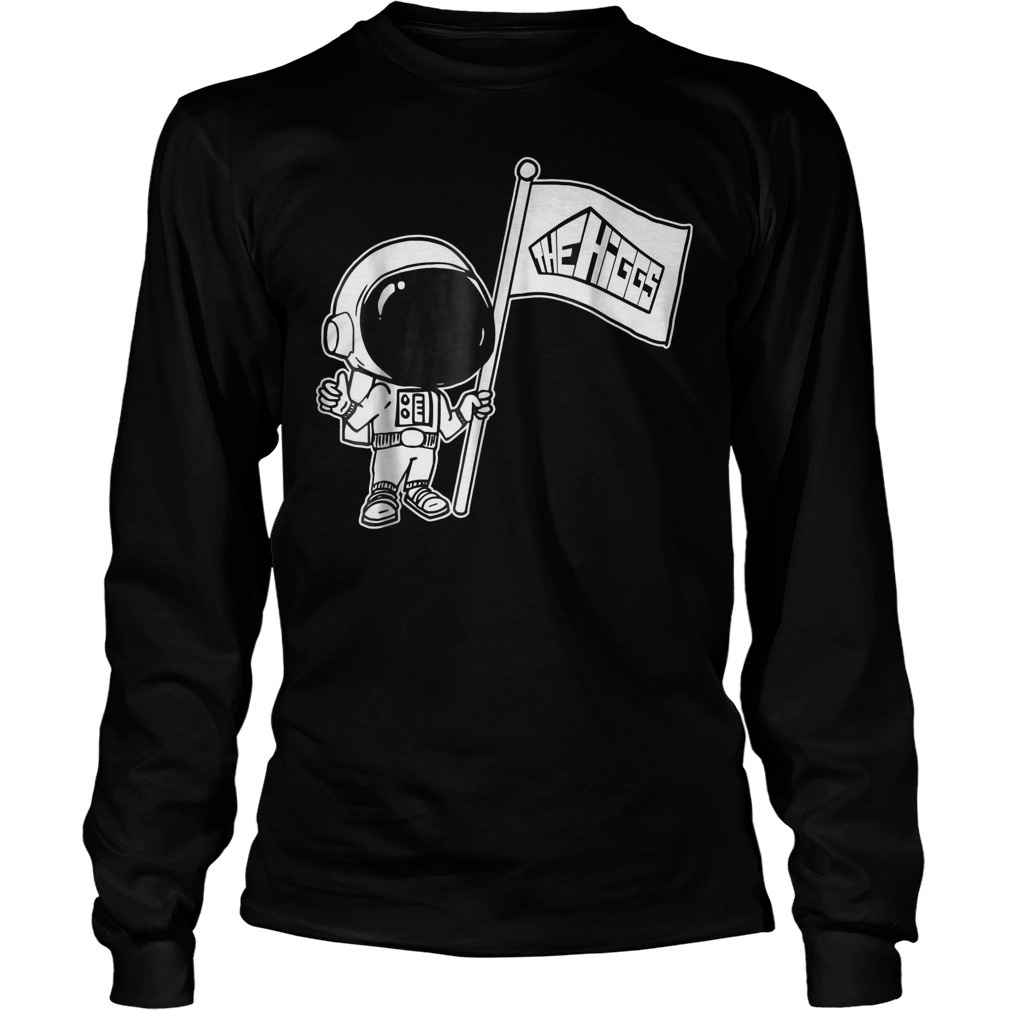 The Higgs Spaceman Longsleeve