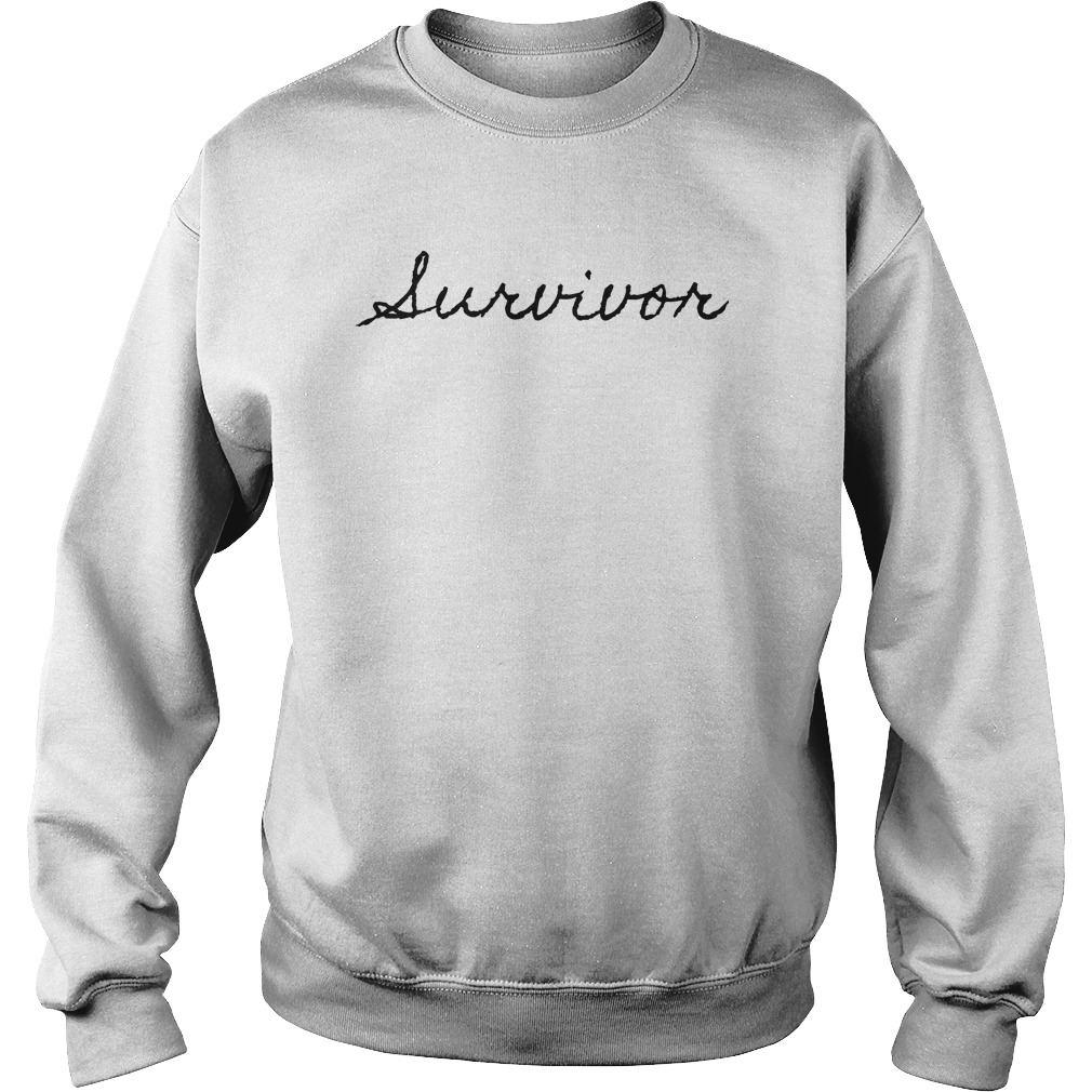 Official Lurvivor T-Shirt Sweatshirt Unisex
