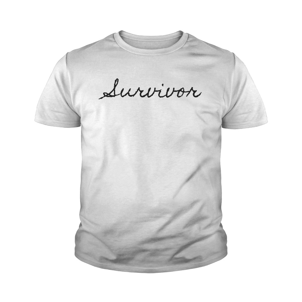 Official Lurvivor T-Shirt Youth Tee