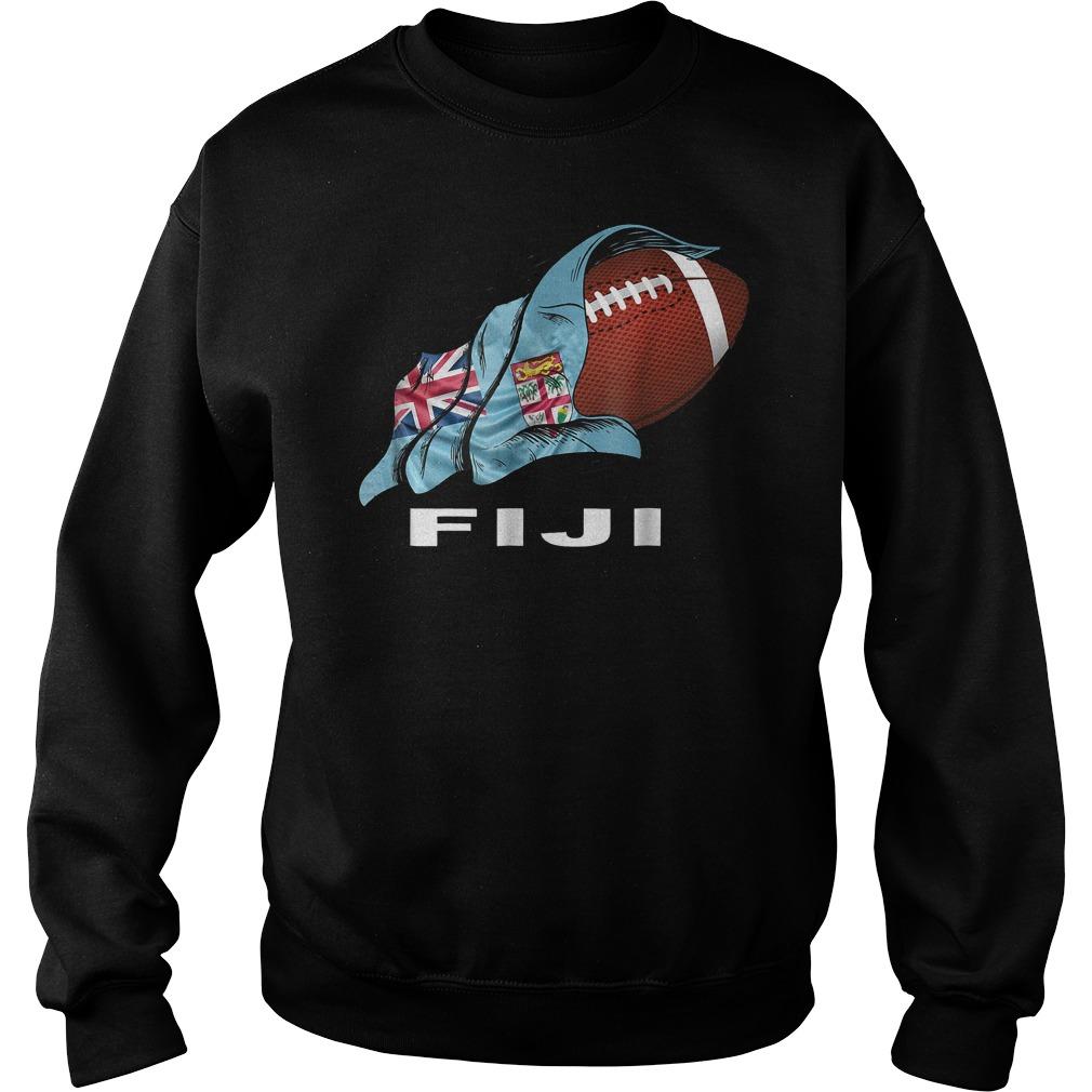 Rugby Fiji Sevens 2018 World Champions T-Shirt Sweat Shirt