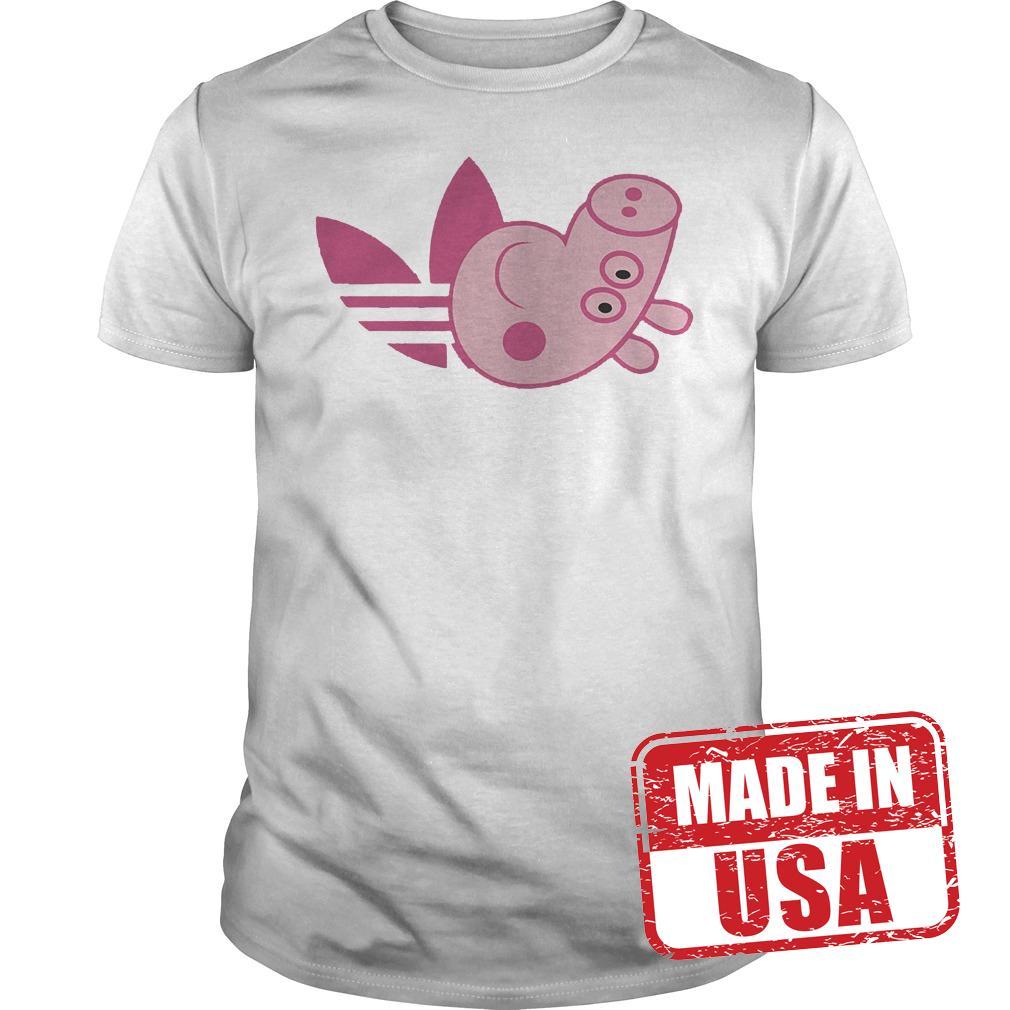 2bfae3a8b Official adidas peppa pig shirt, hoodie, sweater, sweatshirt
