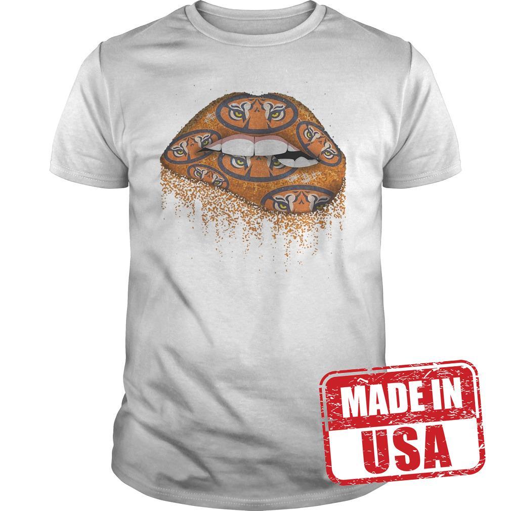 Official Auburn Tiger Eyes Shirt