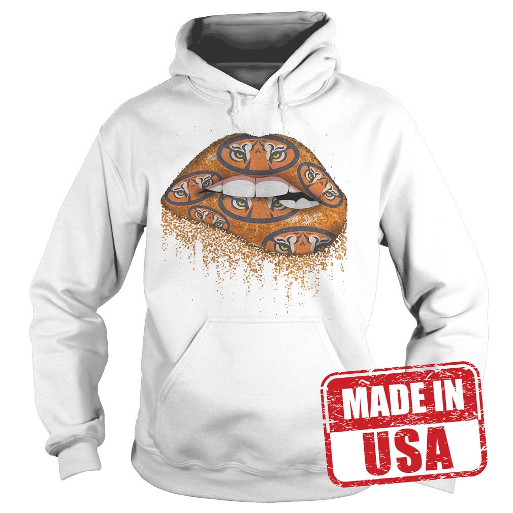 Official Auburn Tiger Eyes Shirt Hoodie