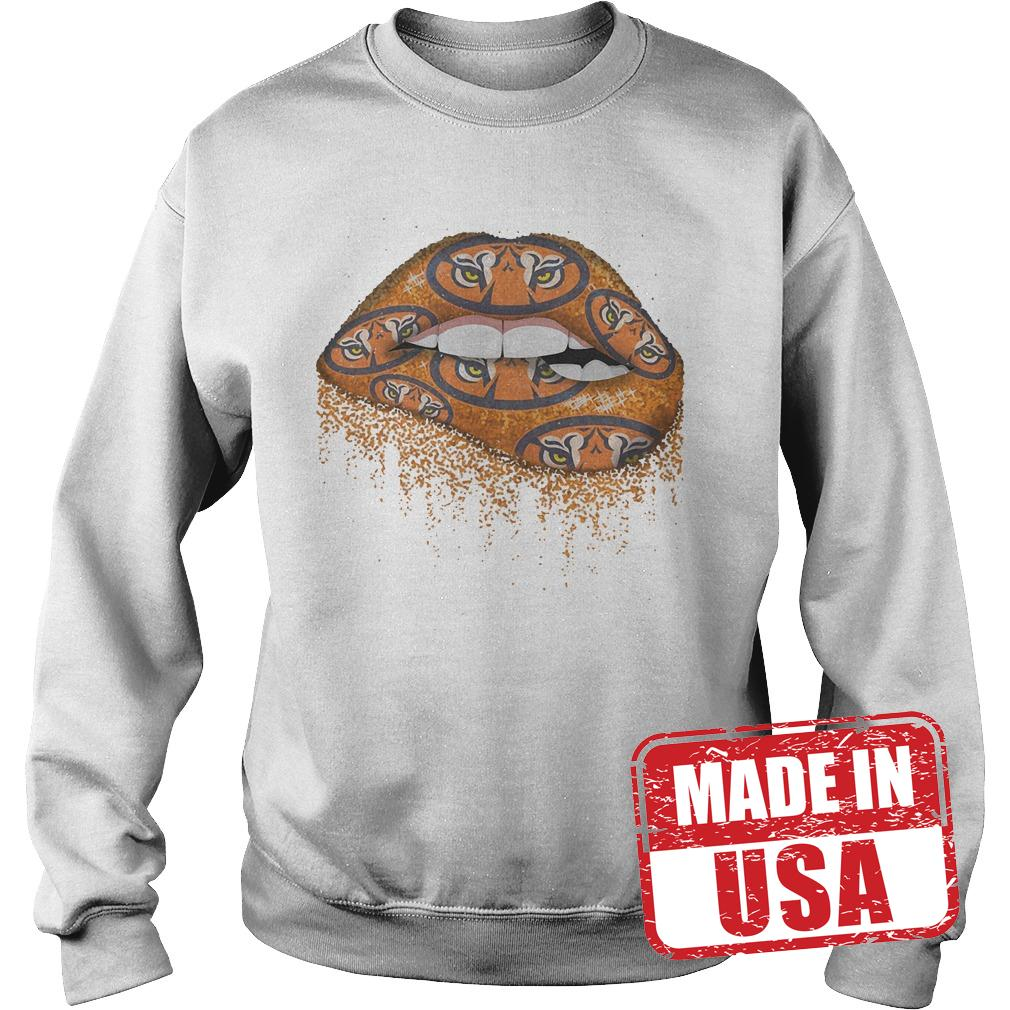 Official Auburn Tiger Eyes Shirt Sweatshirt Unisex