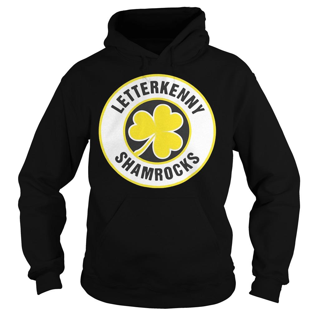 Official Letterkenny Shamrocks Retro St Patricks shirt Hoodie