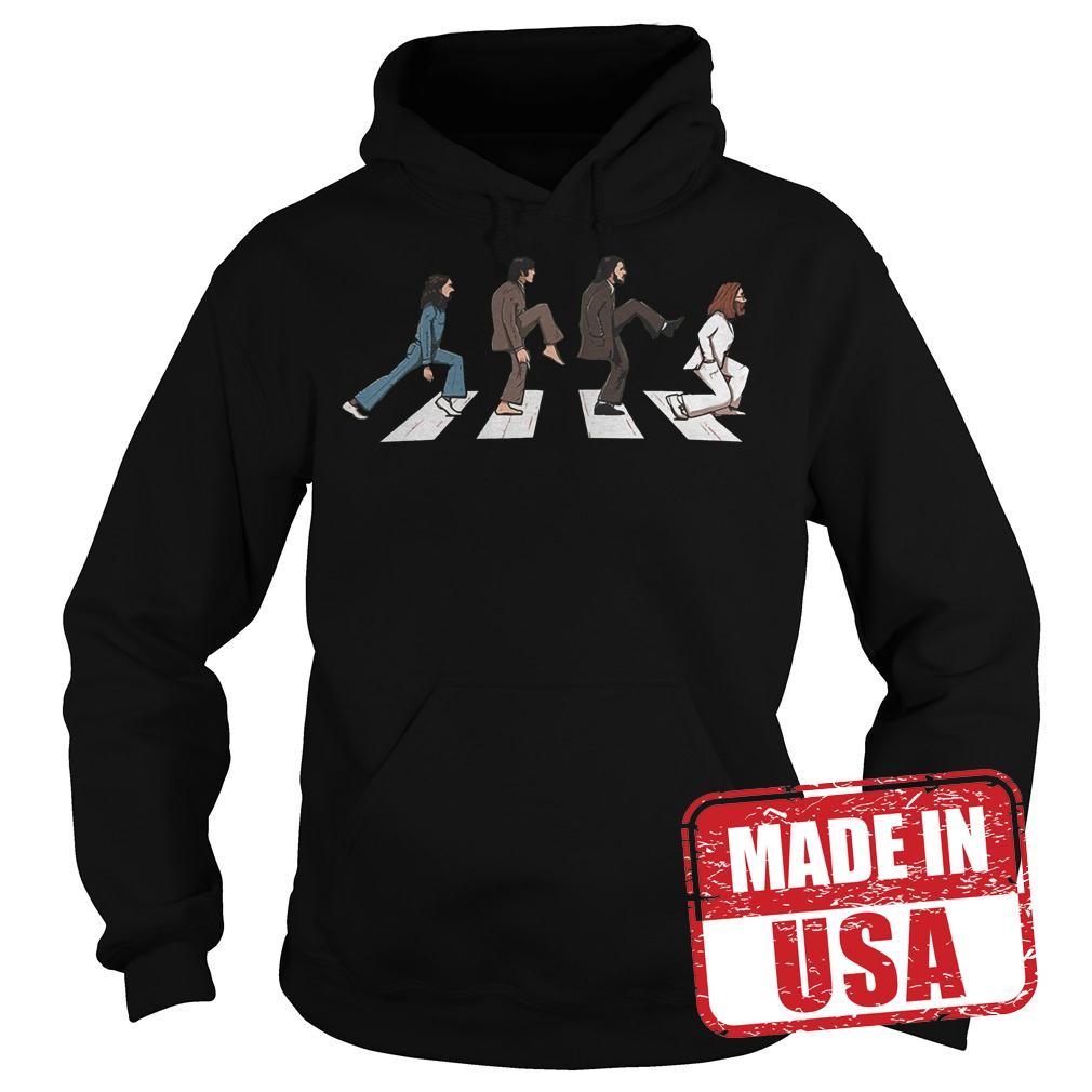 Premium Monty Python walking shirt Hoodie