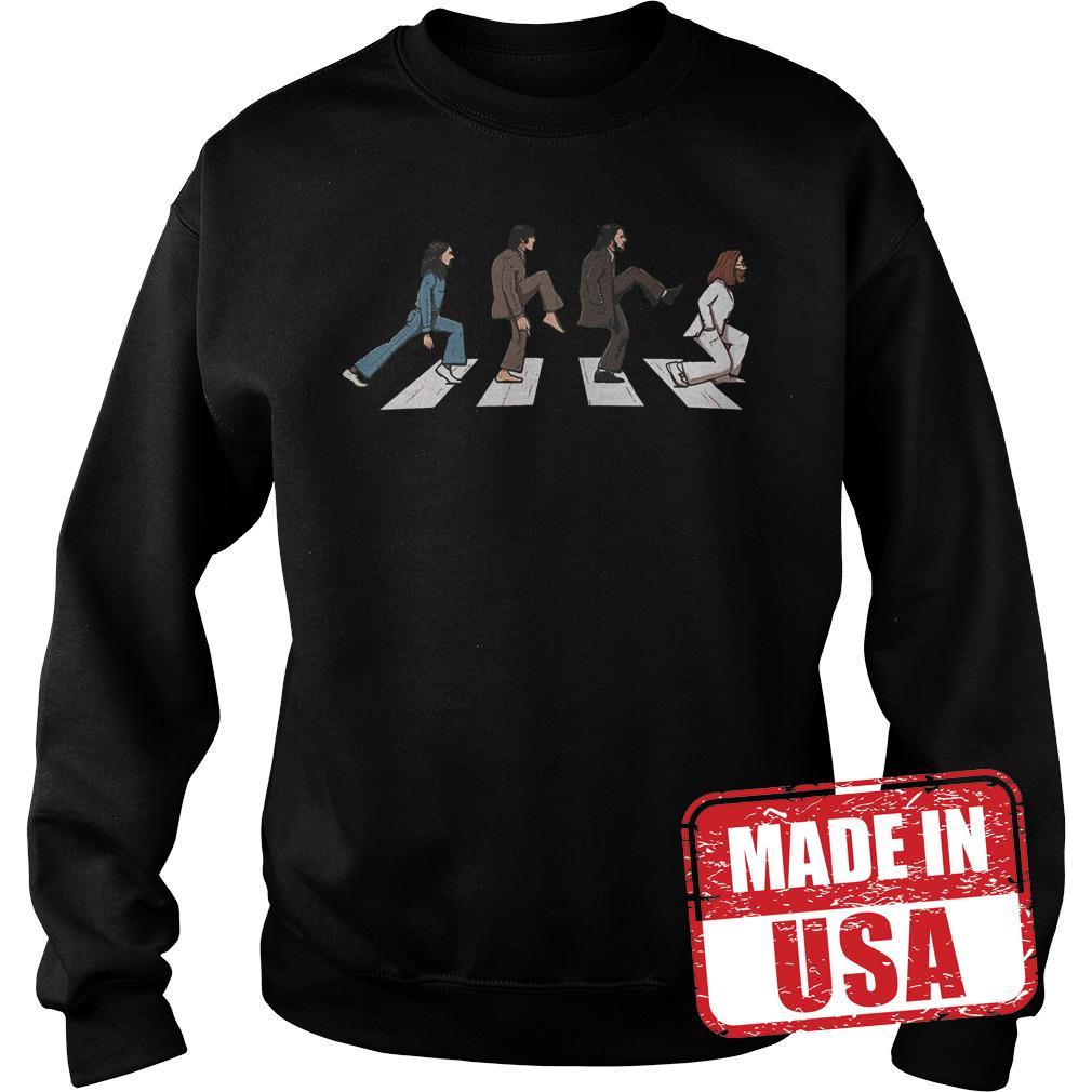 Premium Monty Python walking shirt Sweatshirt Unisex