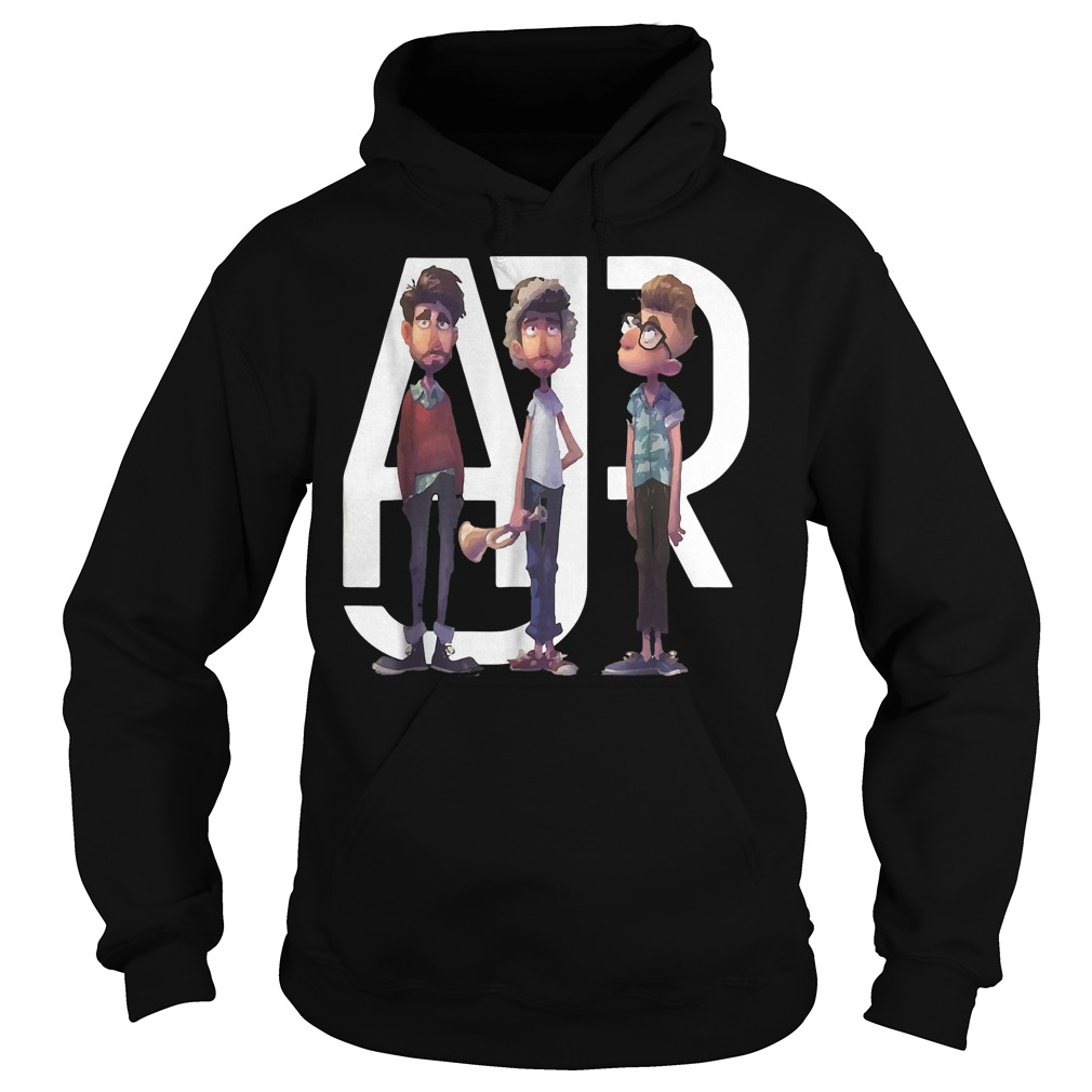 AJR the click tour 2018 shirt Hoodie