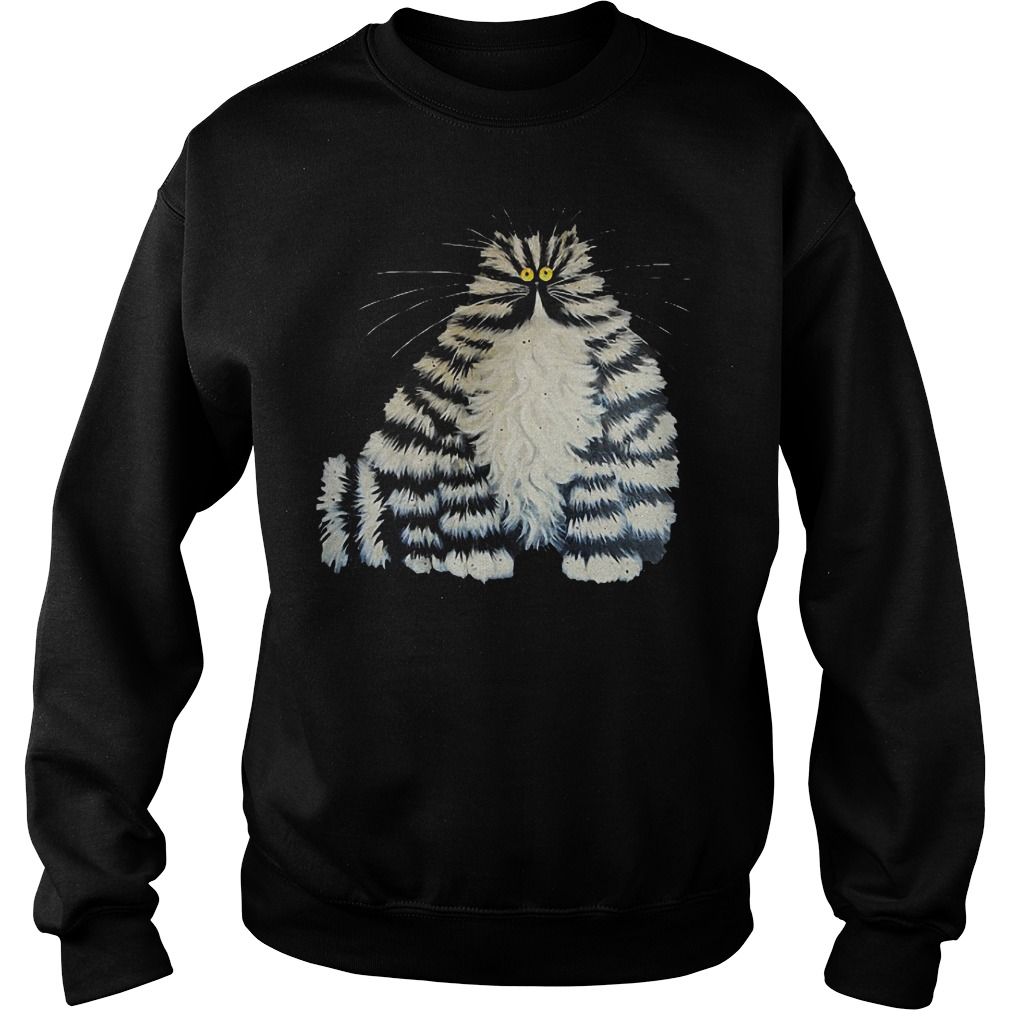 Kliban cat shirt Sweatshirt Unisex