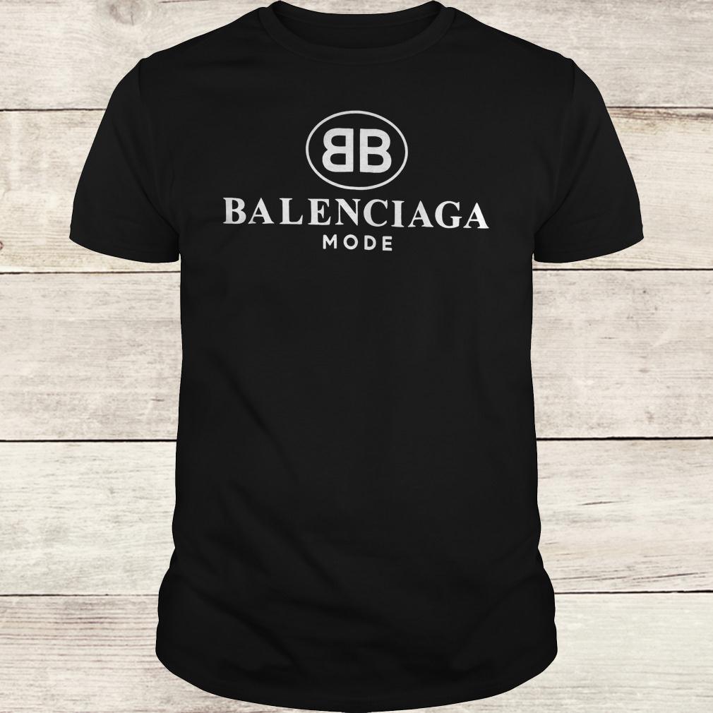 BB Balenciaga mode shirt
