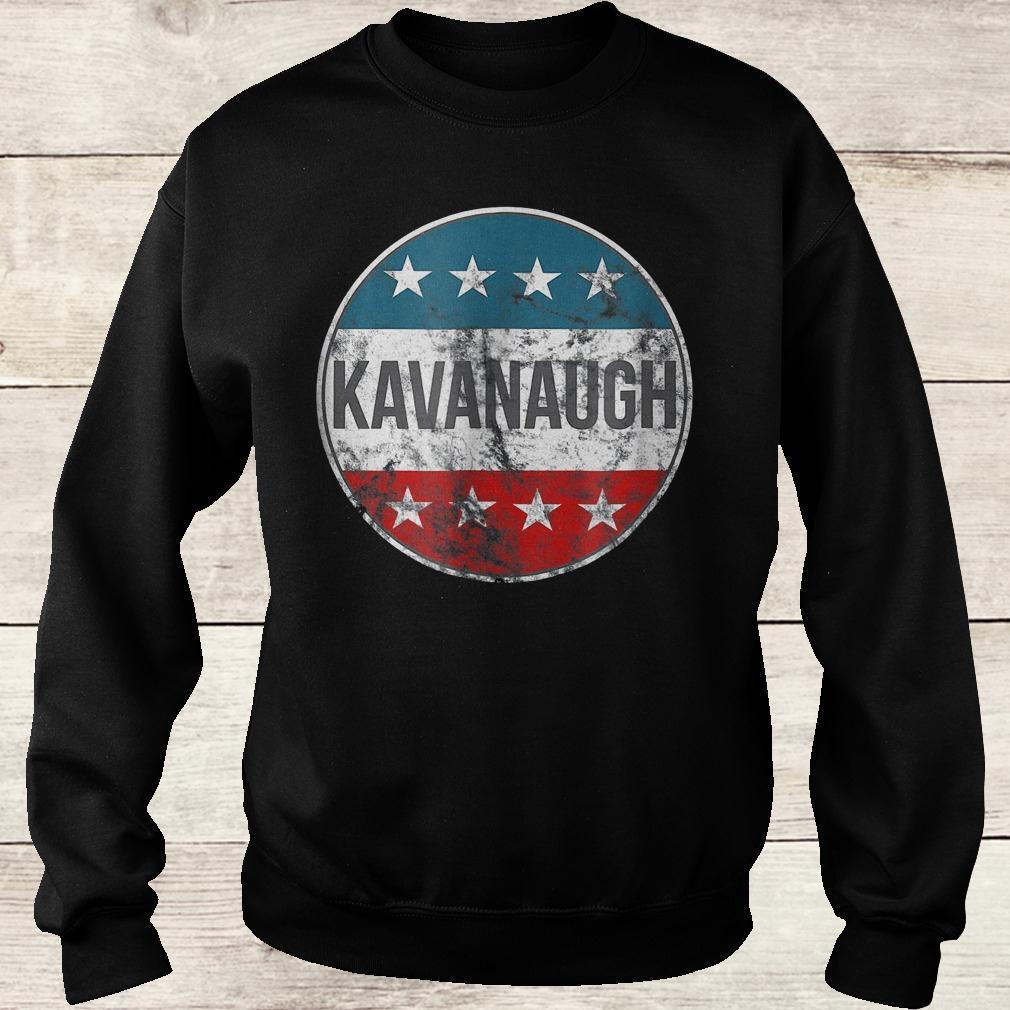 Brett Kavanaugh shirt Sweatshirt Unisex