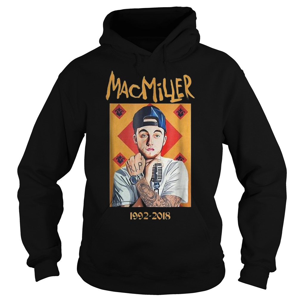 MacMiller 1992-2018 shirt Hoodie
