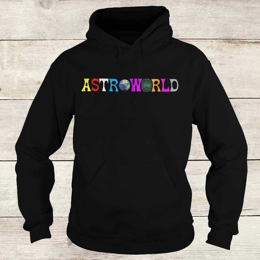 Official Astroworld shirt Hoodie
