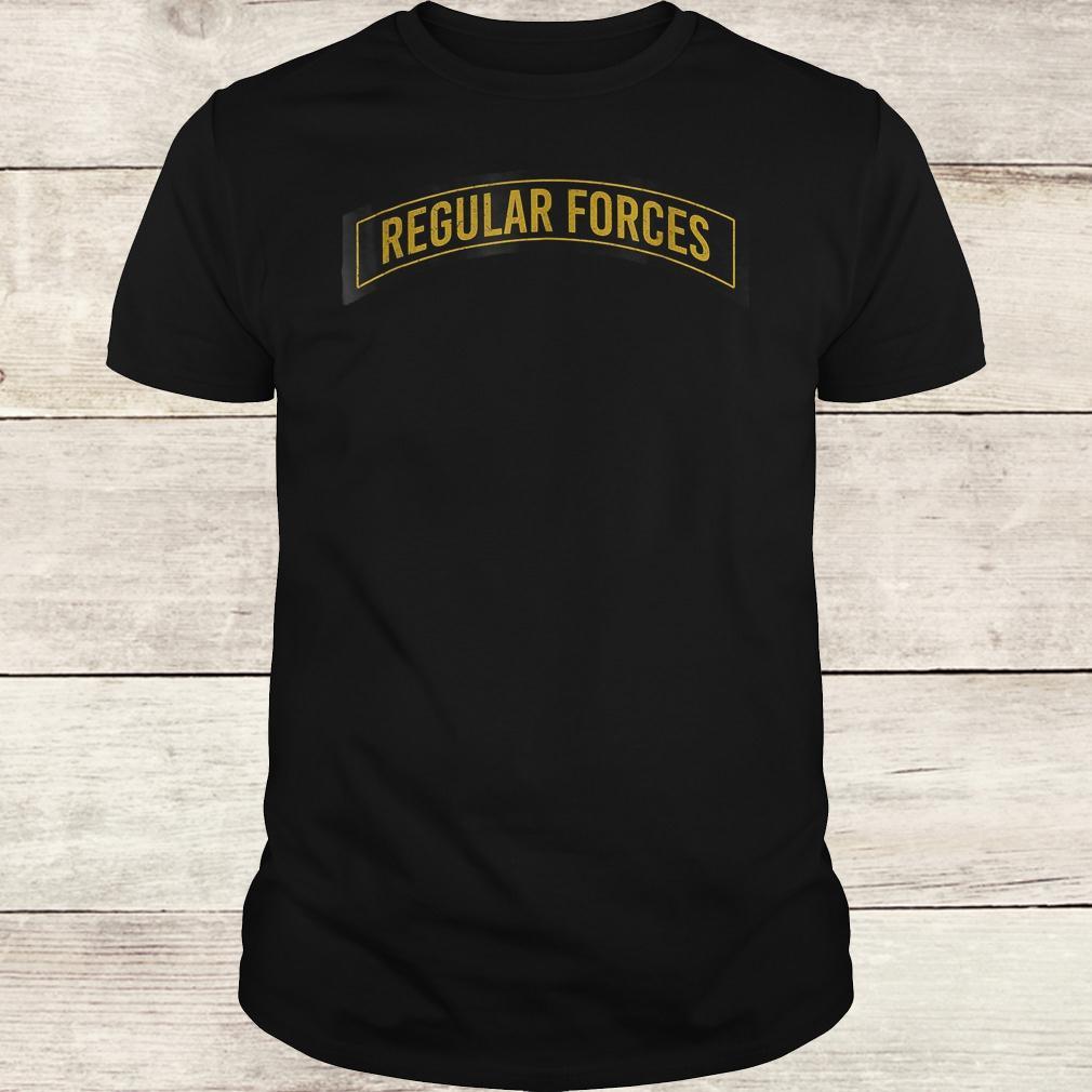 Official Regular forces Shirt