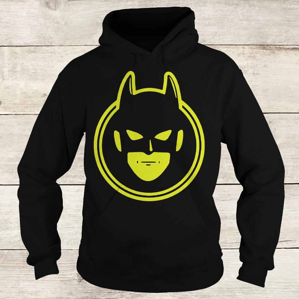 Original Batdad batman and dad shirt Hoodie