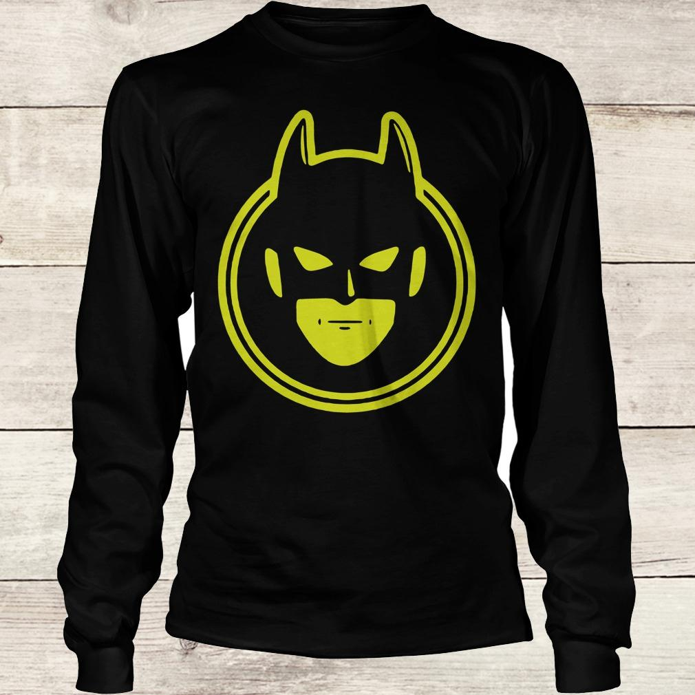Original Batdad batman and dad shirt Longsleeve Tee Unisex