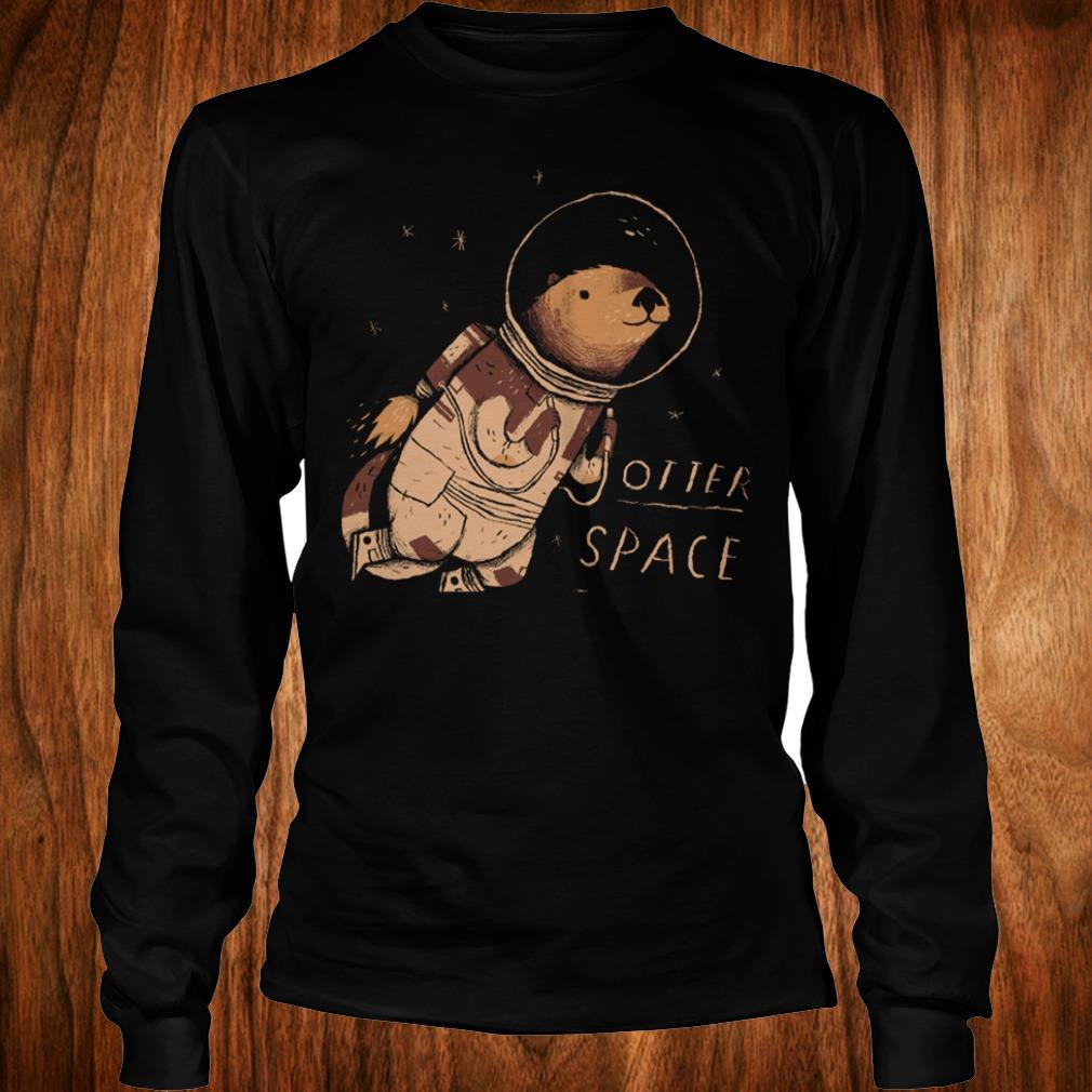 Otter space Shirt Longsleeve Tee Unisex