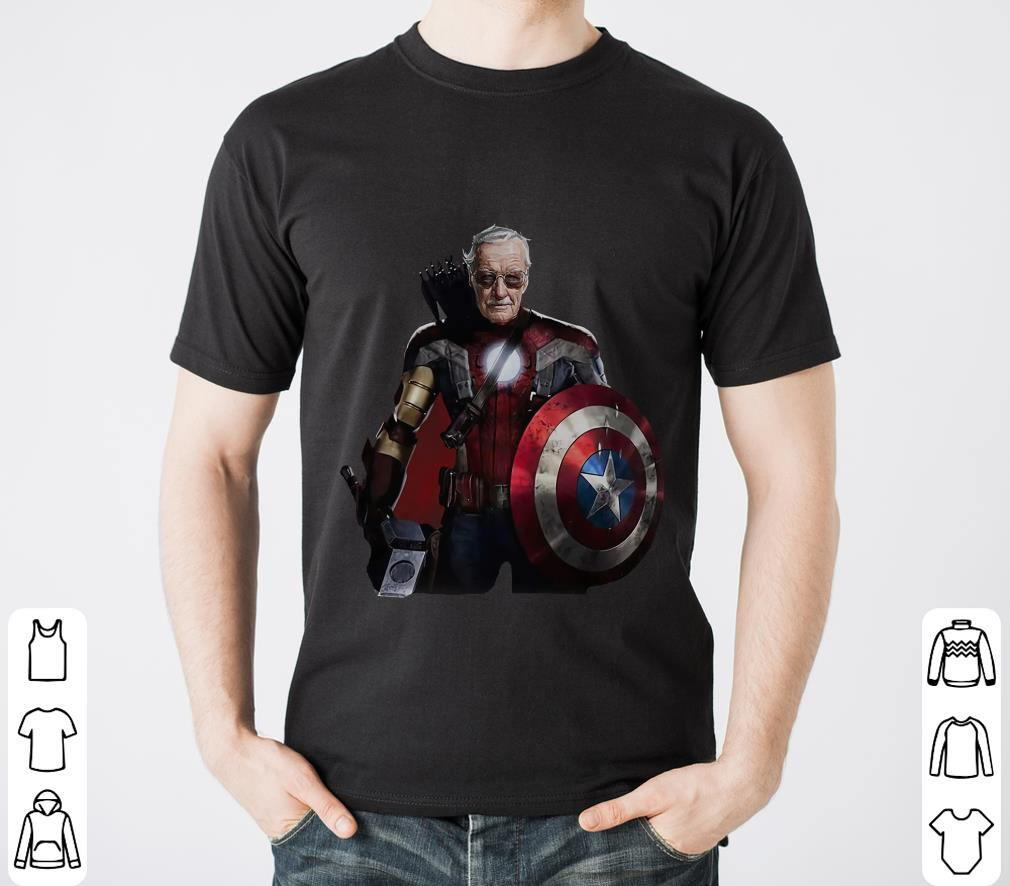 Premium Stan Lee Superhero shirt