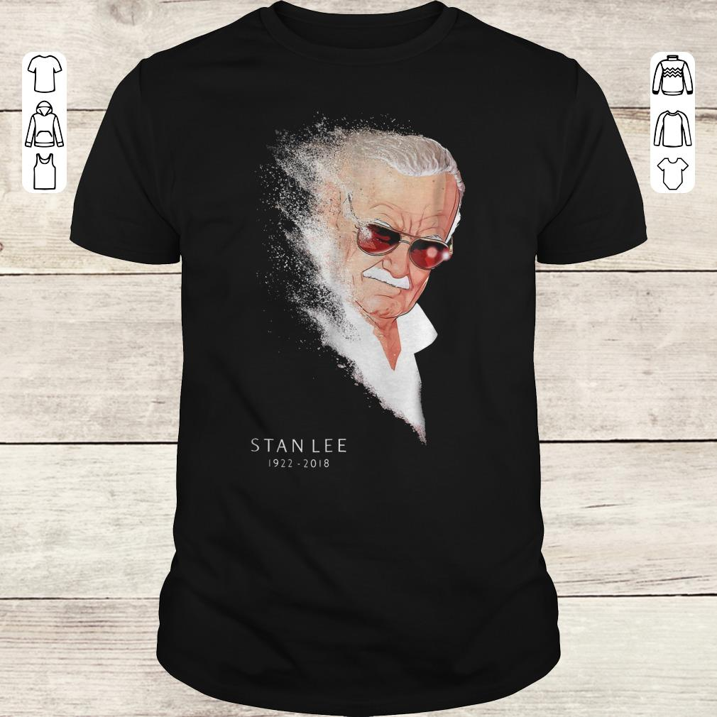 Pretty Stan Lee Infinity War Thanos Disintegration shirt Classic Guys / Unisex Tee