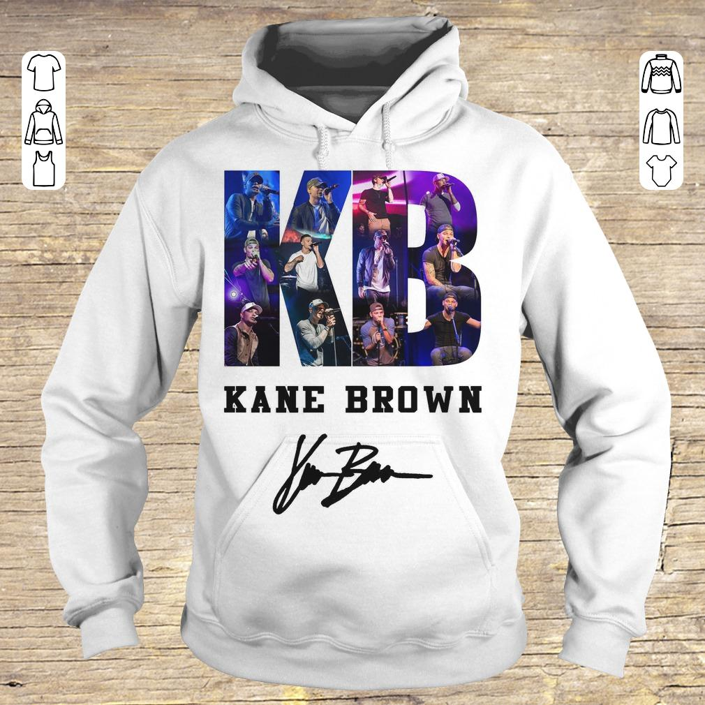 Greatest Kane Brown Signed Autograph shirt Hoodie
