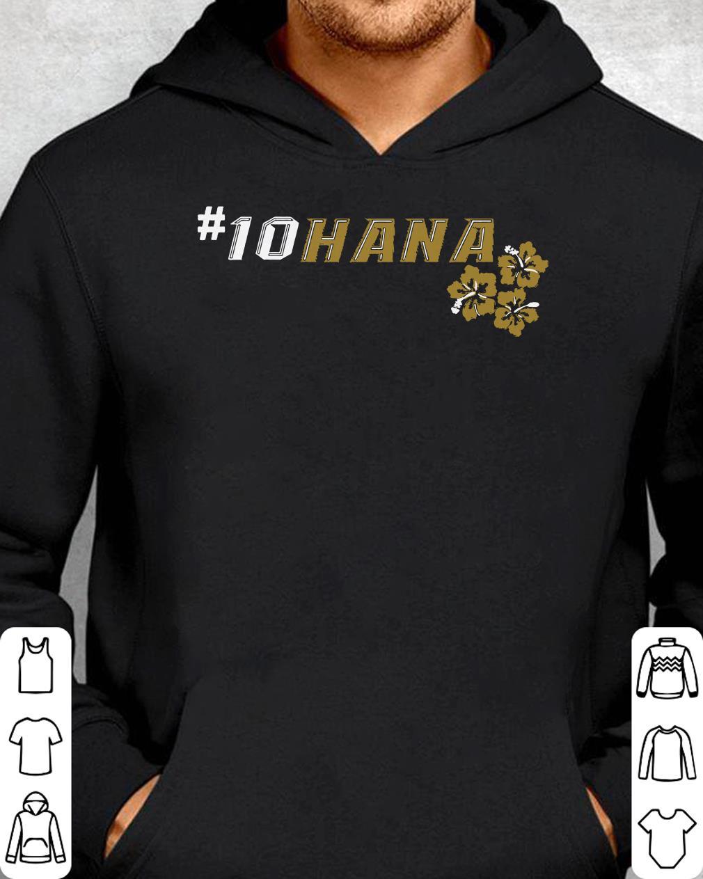 cheap for discount e34c5 2cbf5 Awesome UCF Knights 10HANA shirt