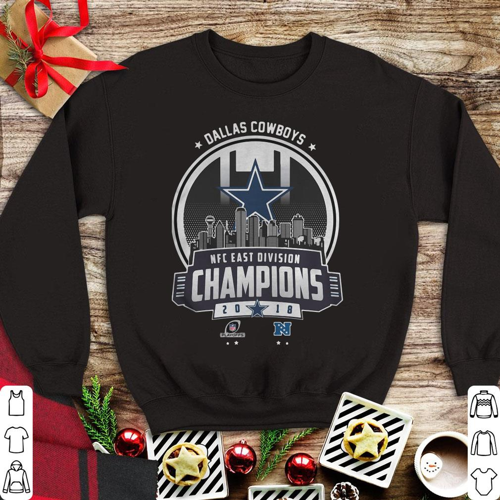 ac135c33 Premium Champions 2018 NFC East Division Dallas Cowboys shirt