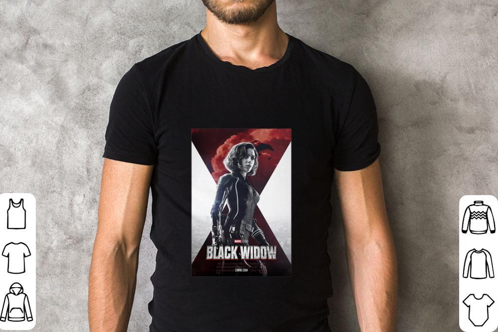 cb72e6c8 Original Avengers Movie Black Widow Marvel Studios shirt
