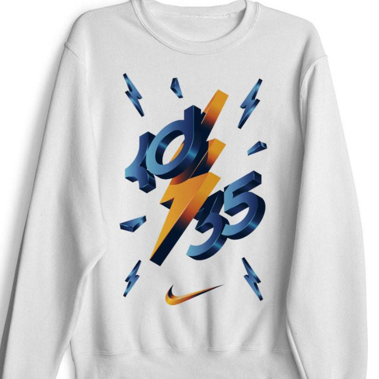 newest b14e1 1f2fe Official KD Kevin Durant 35 Golden State Warriors Shirt
