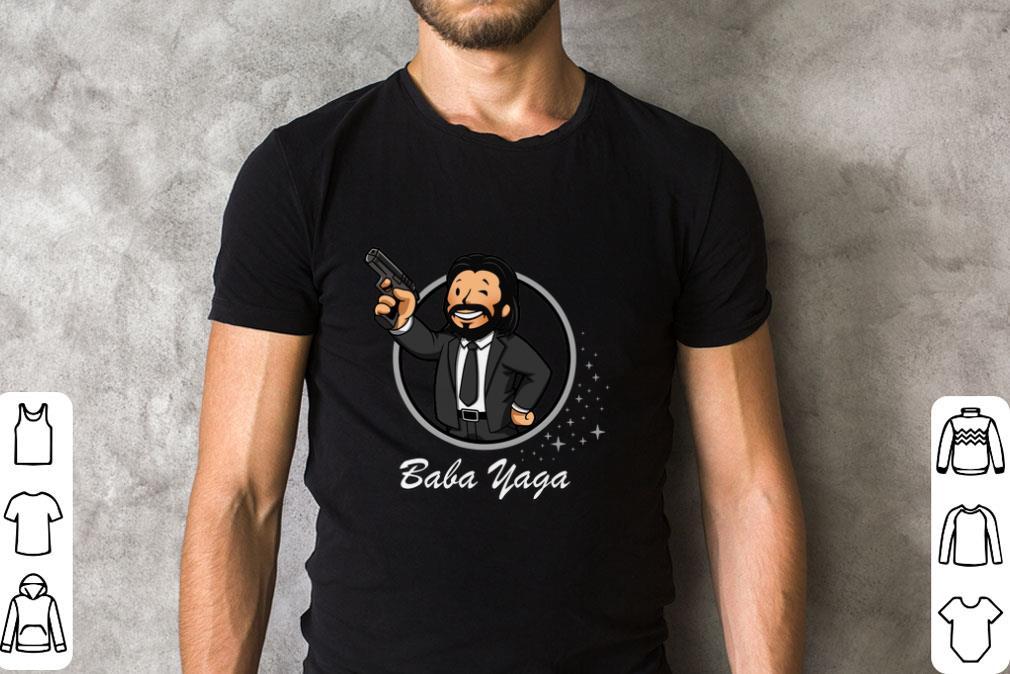 Original Chibi John Wick Baba Yaga shirt