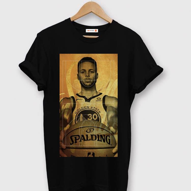 best sneakers e726e 04be4 Premium Golden State Warriors #30 Stephen Curry Shirt