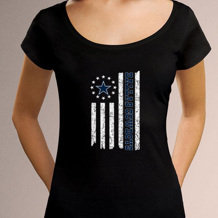 Original Dallas Cowboys Betsy Ross flag shirt