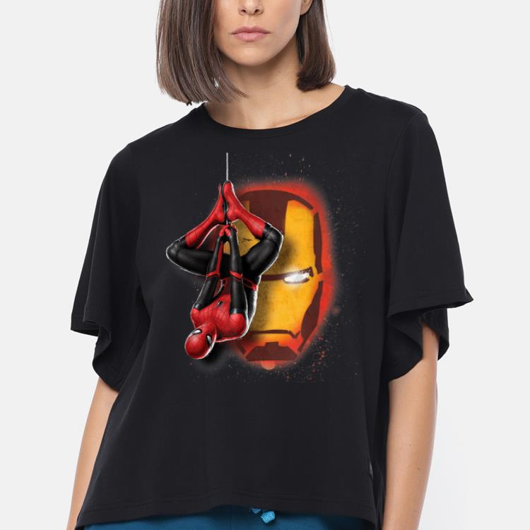 Top Iron Man Graffiti Marvel Spider-Man Far From Home shirt