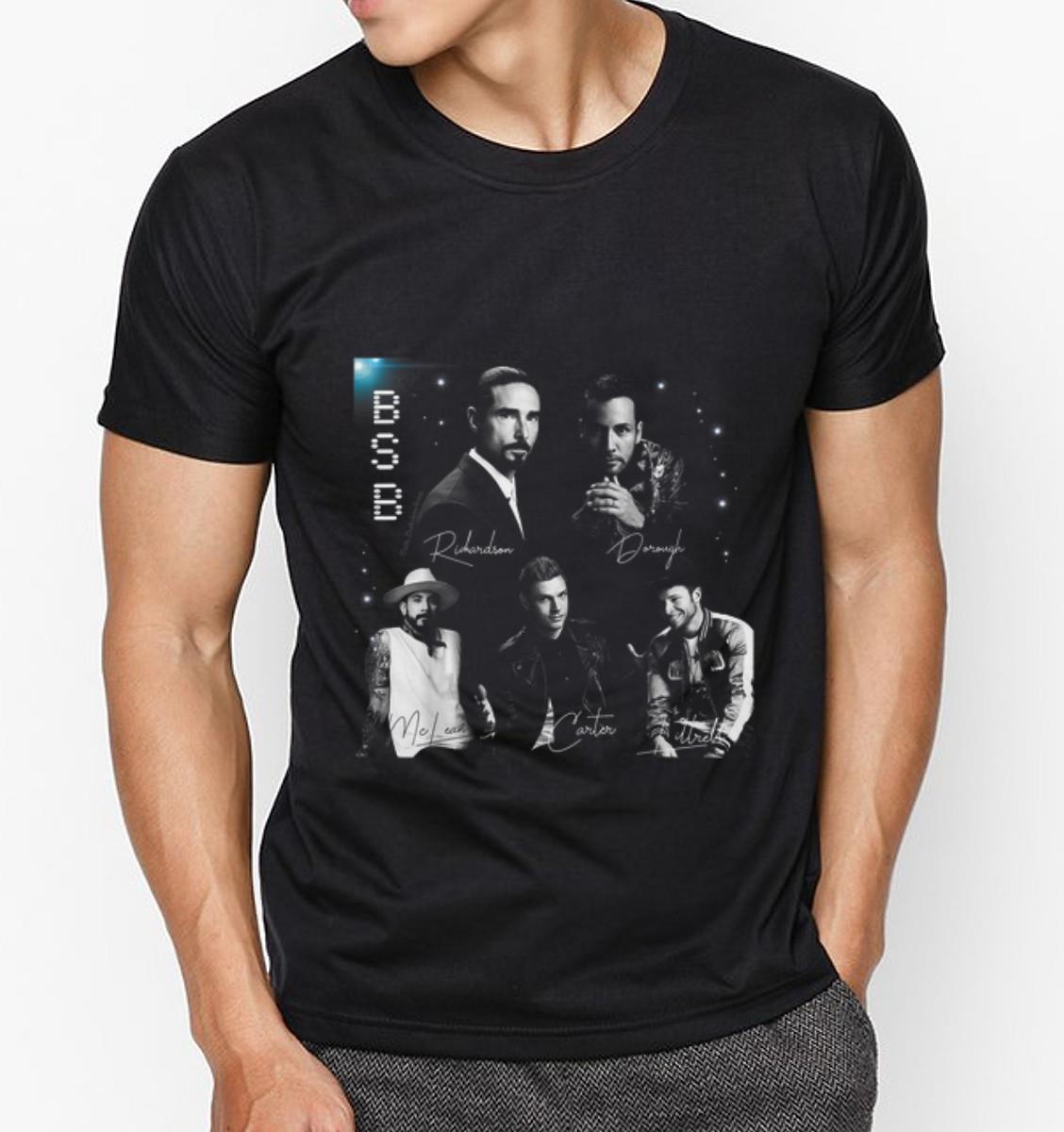 Backstreet Boys Christmas Sweater.Top Backstreet Boy Member Signature Bsb Shirt