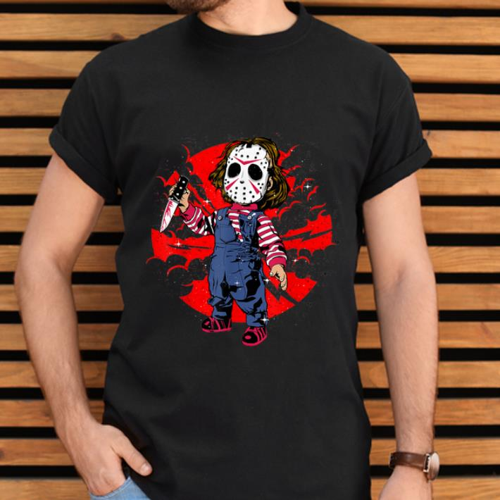 Awesome Horror Mashup Jason Voorhees And Chucky Shirt 2 1.jpg