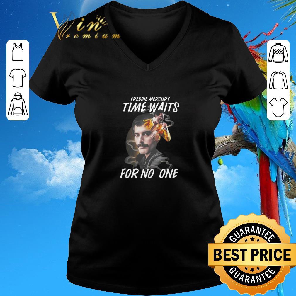 Pretty Freddie Mercury Time Waits For No One Shirt Sweater 2 1.jpg