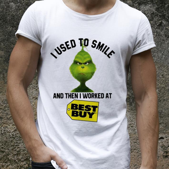 Top Grinch I Used To Smile And Then I Worked At Best Buy Shirt 2 1.jpg