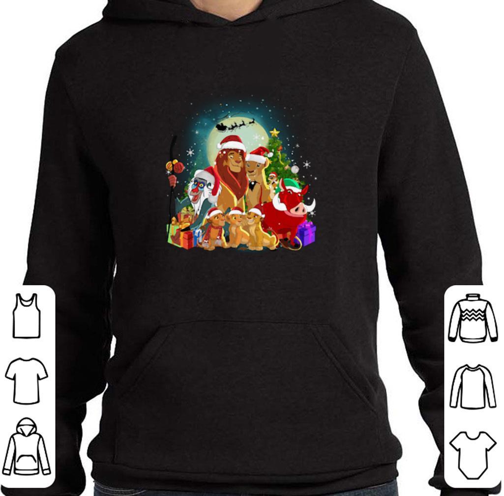 Nice The Lion King Characters Christmas shirt