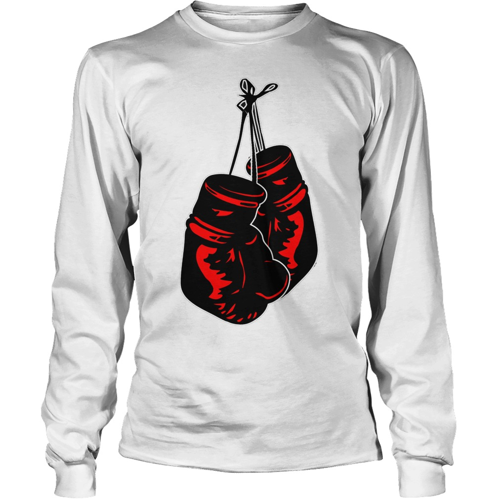 Boxing Gloves Longsleeve