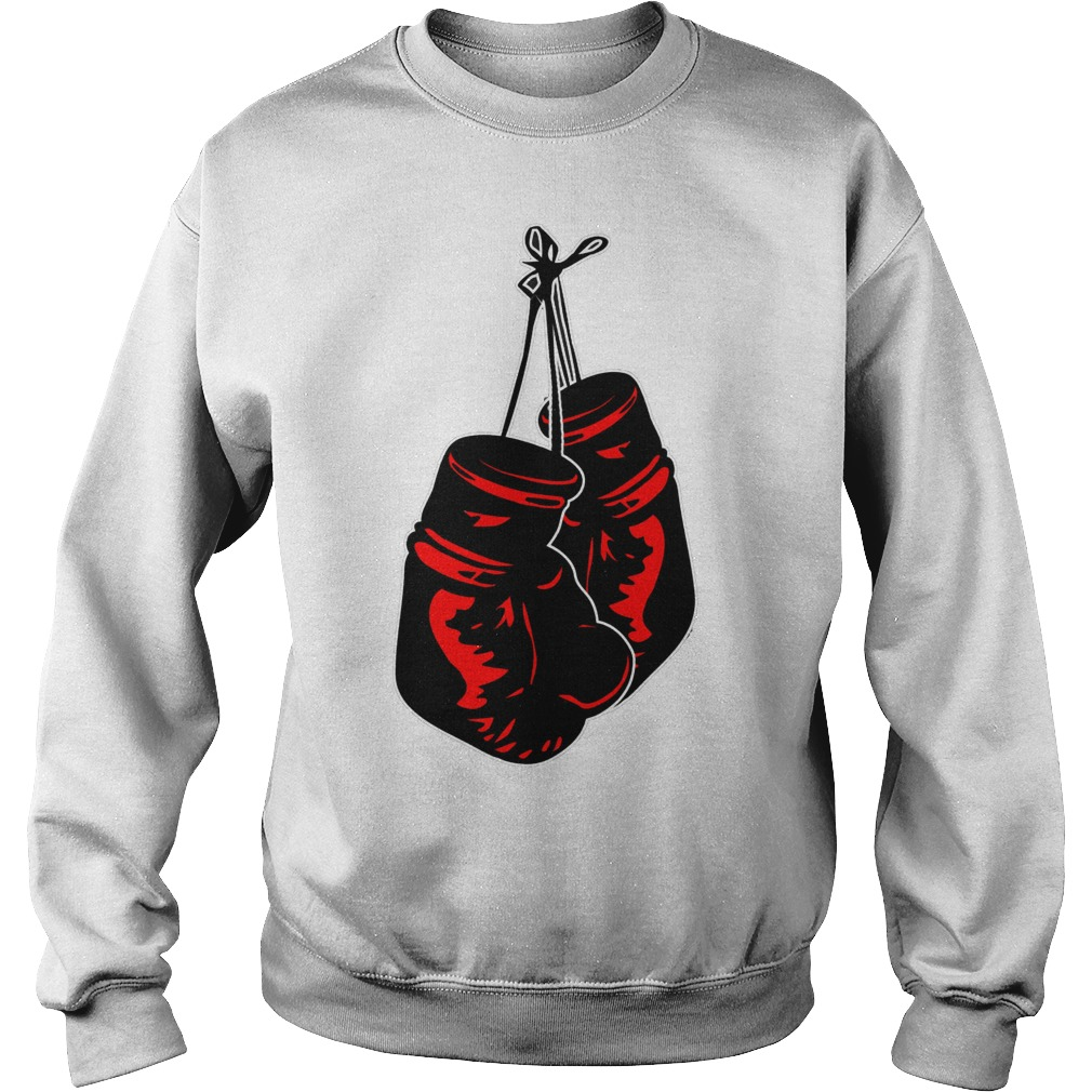 Boxing Gloves Sweater