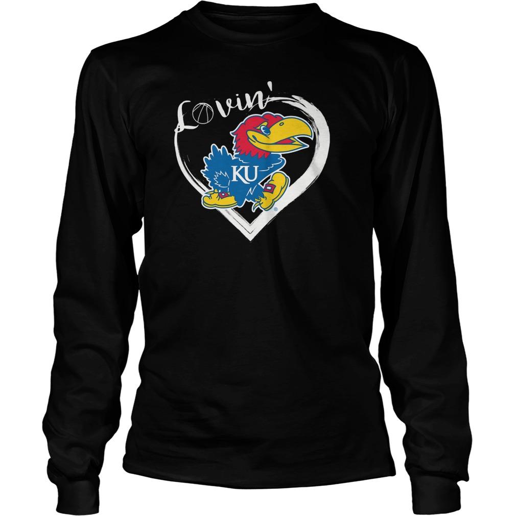 Kansas Jayhawks Longsleeve