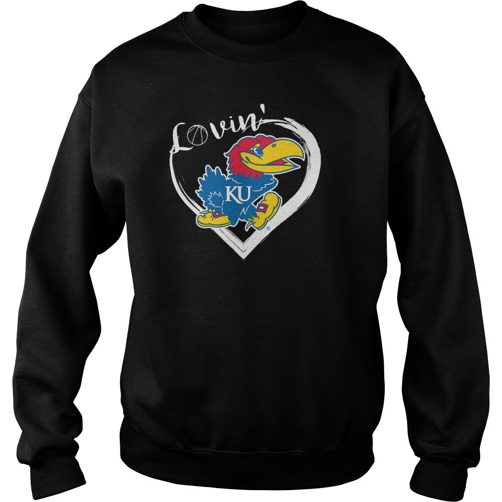 Kansas Jayhawks Sweater